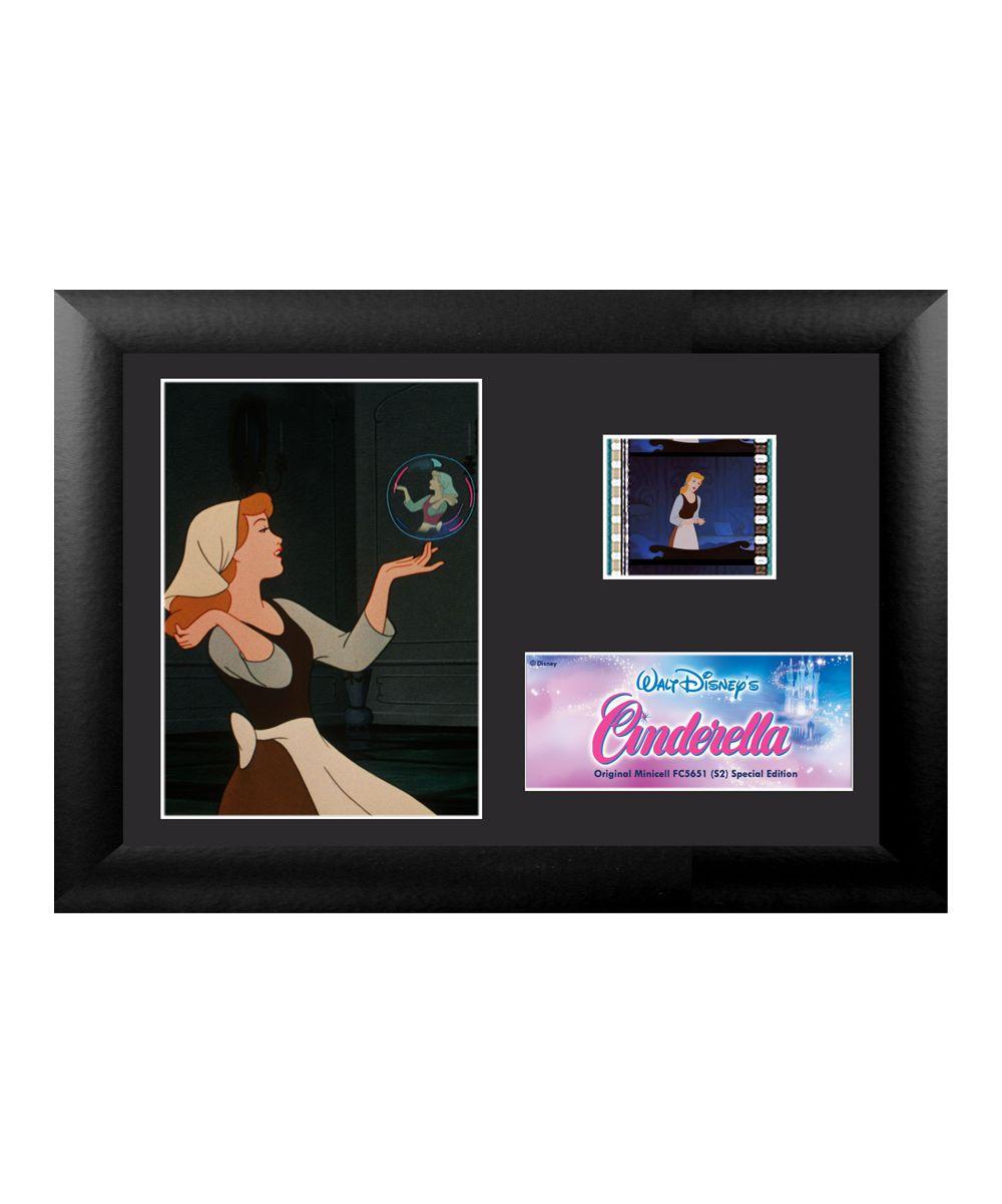 Disney Princess Cinderella FilmCells™ Framed Wall Art   zulily ...