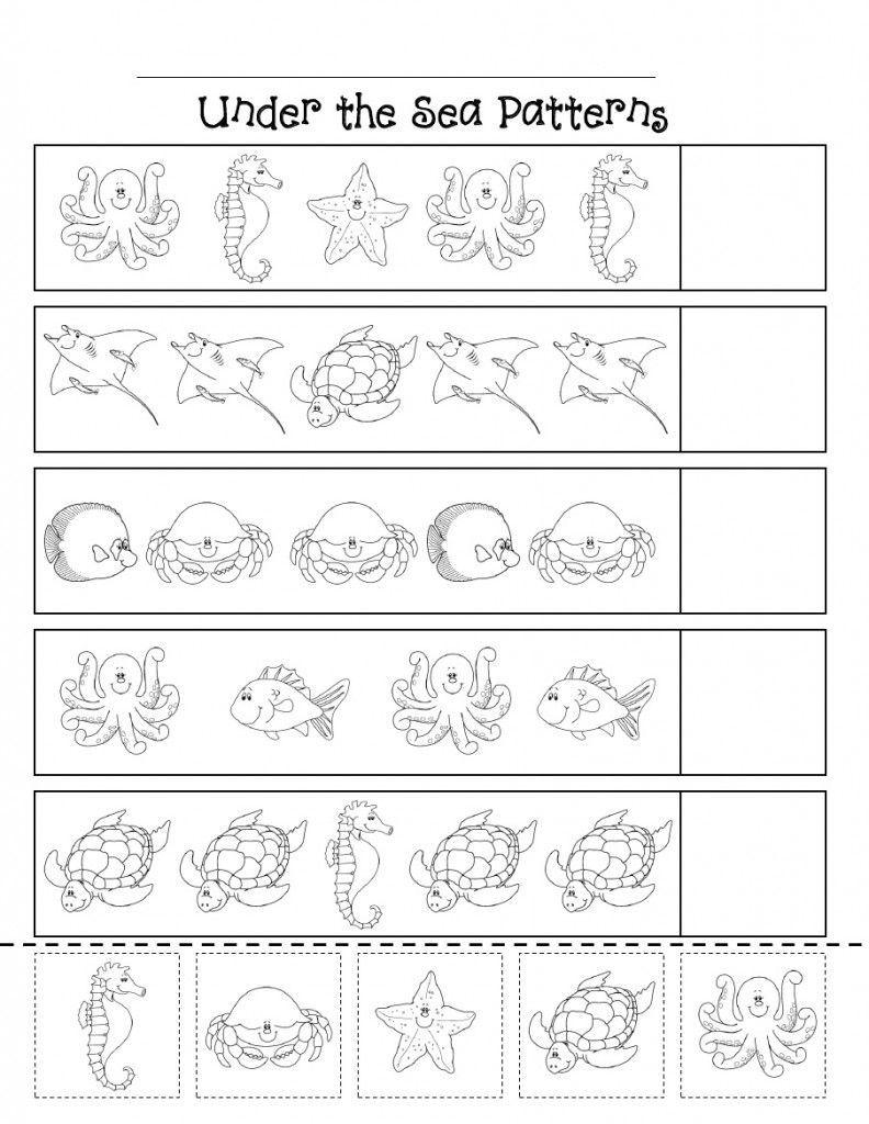 Imagen Relacionada Pattern Worksheets For Kindergarten Pattern Worksheet Kindergarten Worksheets Printable [ 1024 x 792 Pixel ]