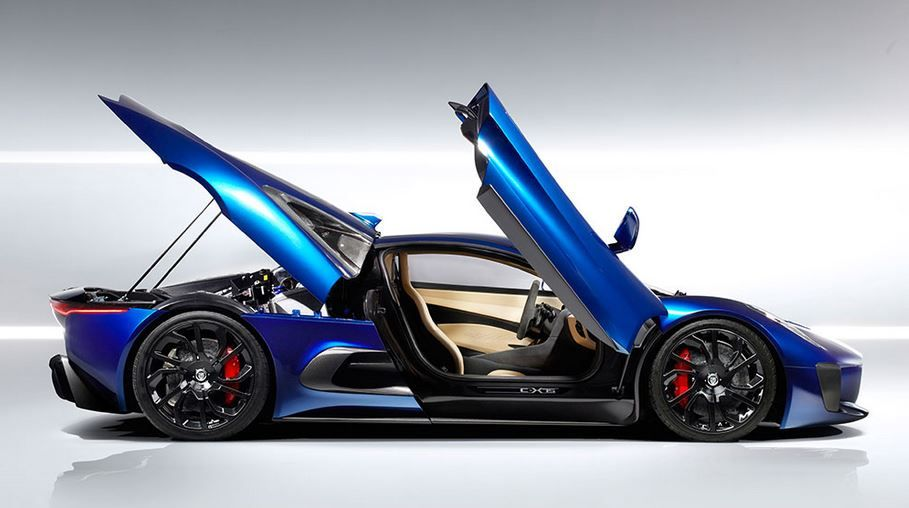 Charmant The Powerful Concept Jaguar CX75 Will Be Revamped To Appear In November As  The Car Of