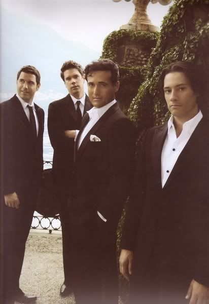Il divo opera singers opera and classical musicians music theater music love opera singers - Divo music group ...