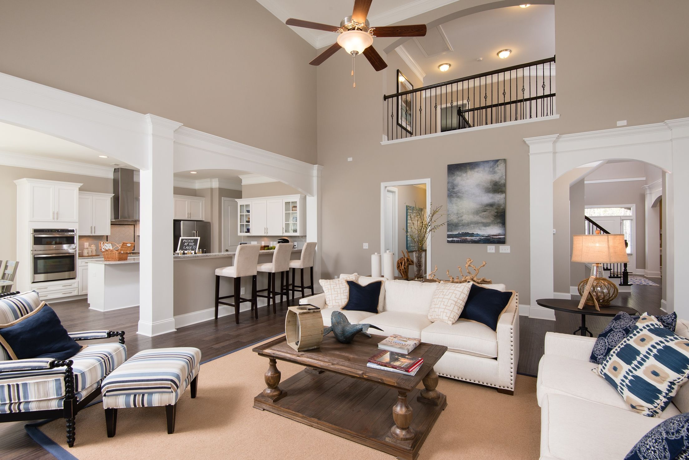 Another view of this great family room in our patterson