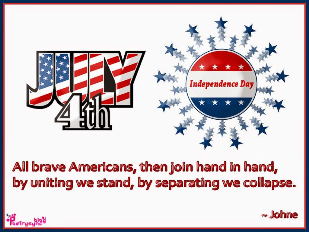 Poetry 4th Of July Wishes And Greetings Pictures With Quotes 4th