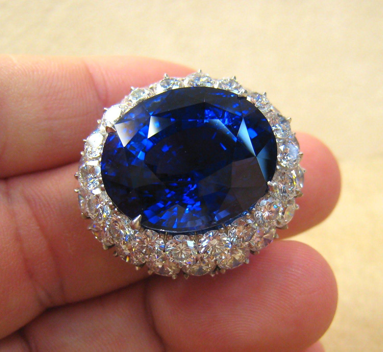 Gemstone Zone Types of Stone Blue Sapphire Blue