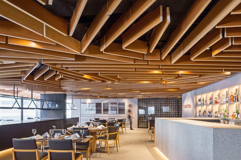 Galería de Restaurante Norton / BLOCO Arquitetos - 3 | Restaurante ...