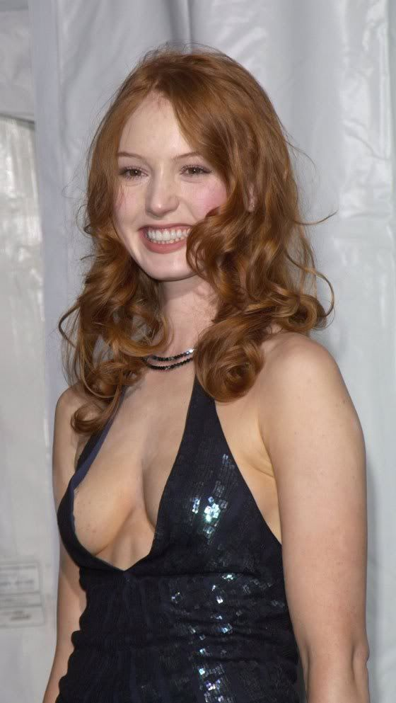 Alicia Witt Bikini