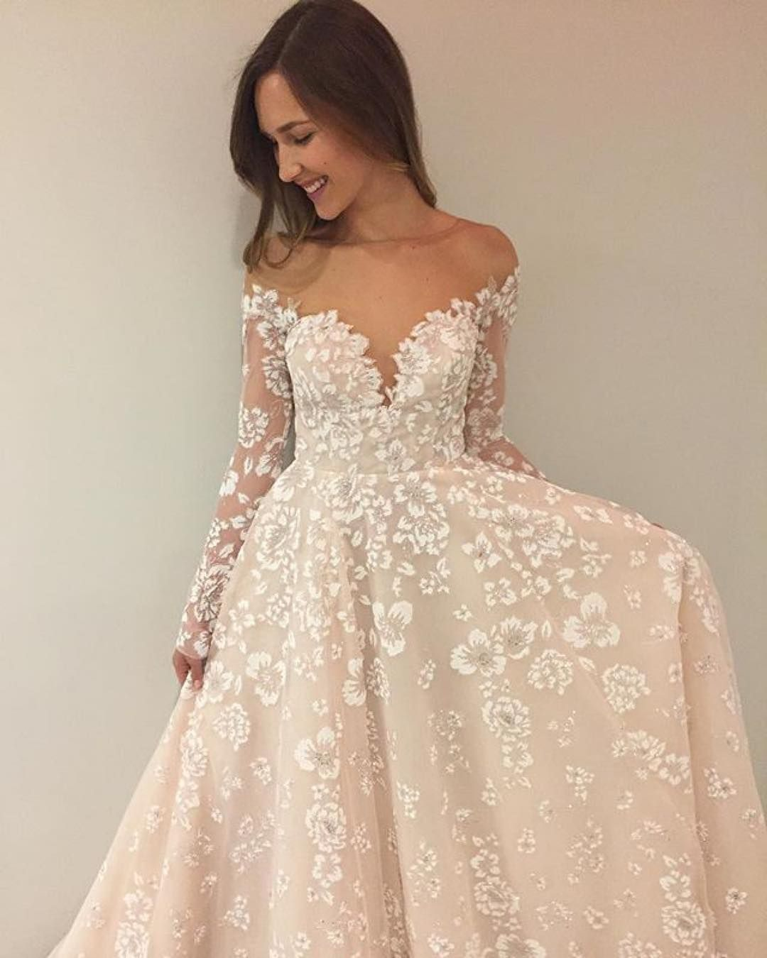 Jennifer S Bridal On Instagram Our Stevie Gown By Misshayleypaige Is Here More Pics Of This Gown Instore Wedding Dresses Bridal Fashion Week Bridal