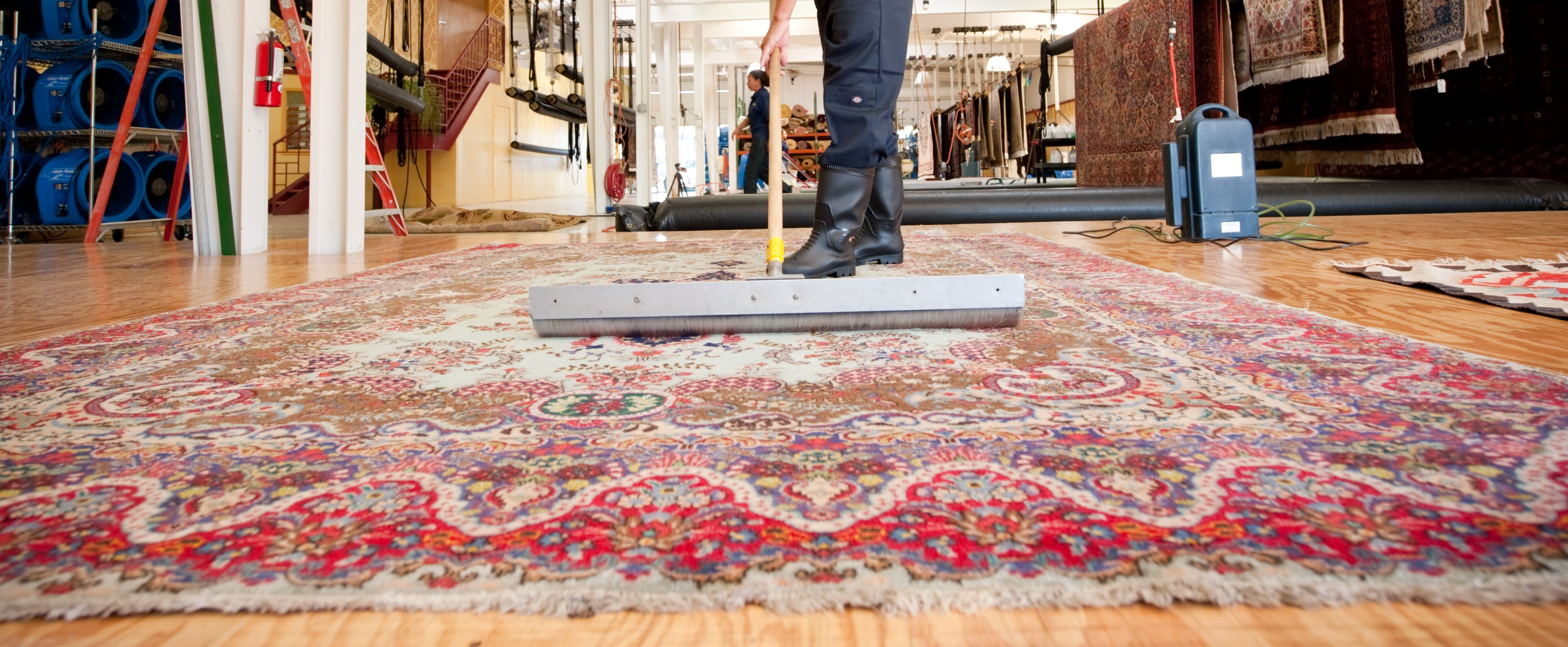 How To Clean An Oriental Rugs Tips To Help You Take Care Of Your Rug How To Clean Carpet Oriental Rug Cleaning Commercial Carpet Cleaning