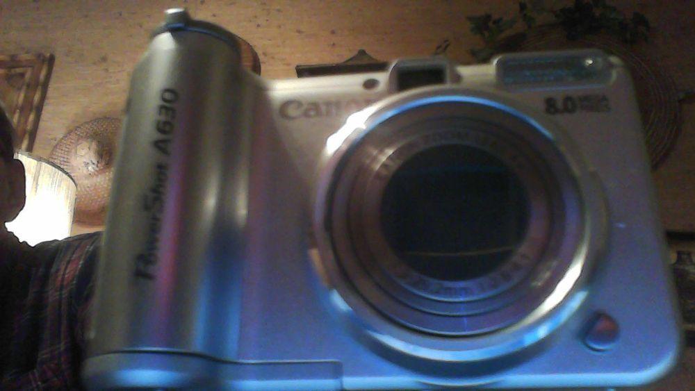 Canon Powershot A630 8 0 Mp Digital Camera Silver Powershot Canon Powershot Digital Camera