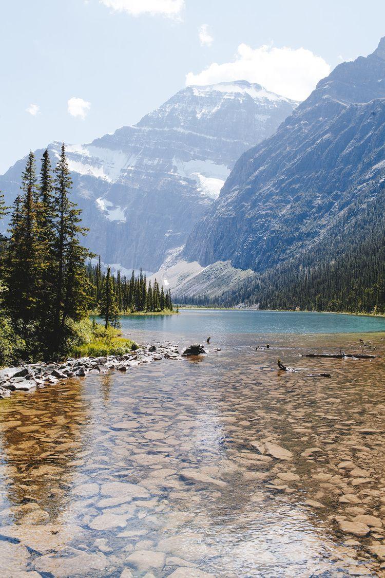 Travel Alberta Spring — Alex Strohl Пейзажи, Горный