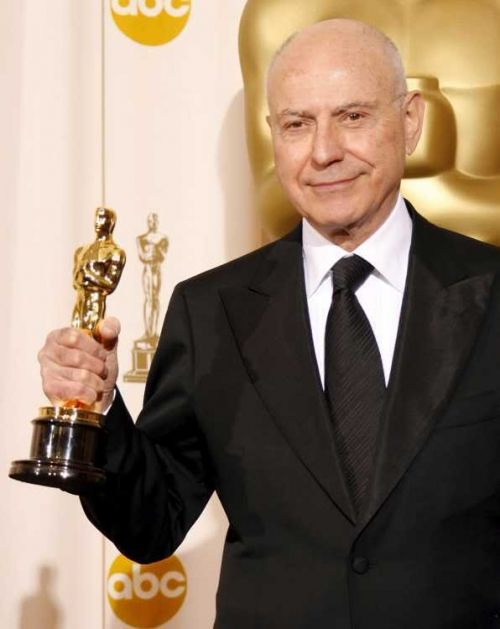 Image result for Alan Arkin Wins Best Supporting Actor