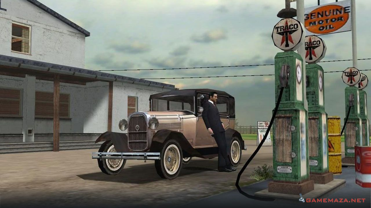 Mafia 1 Free Download - GameMaza Download