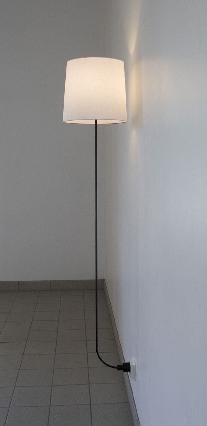 Standard Lamp By Studio Markunpoika How Cool Is This Lamp
