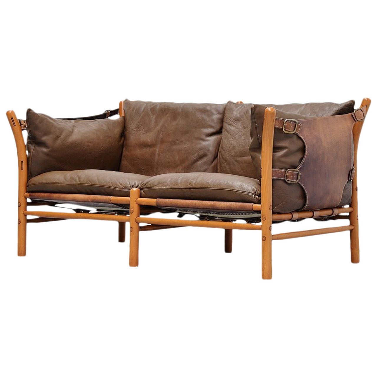 Terrific Arne Norell Ilona Two Seat Sofa Sweden 1960 In 2019 Jj Alphanode Cool Chair Designs And Ideas Alphanodeonline