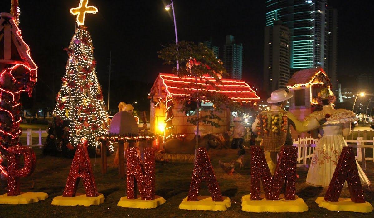 Panama En Navidad Cinta Costera