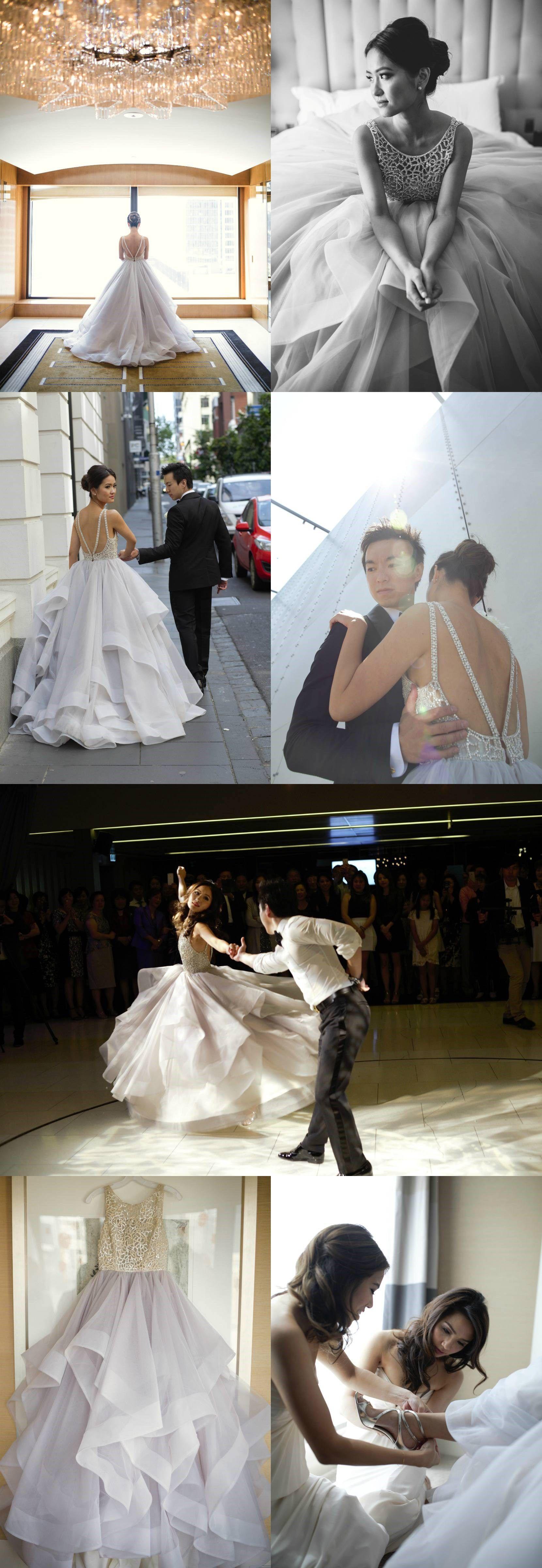 Casual hippie wedding dresses  Beautiful Wedding Dresses Aline Open Back Sweep Train Chic Romantic