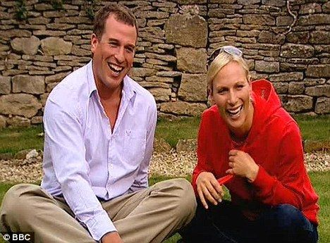 Peter and Zara Phillips | Princess anne, English royal ...