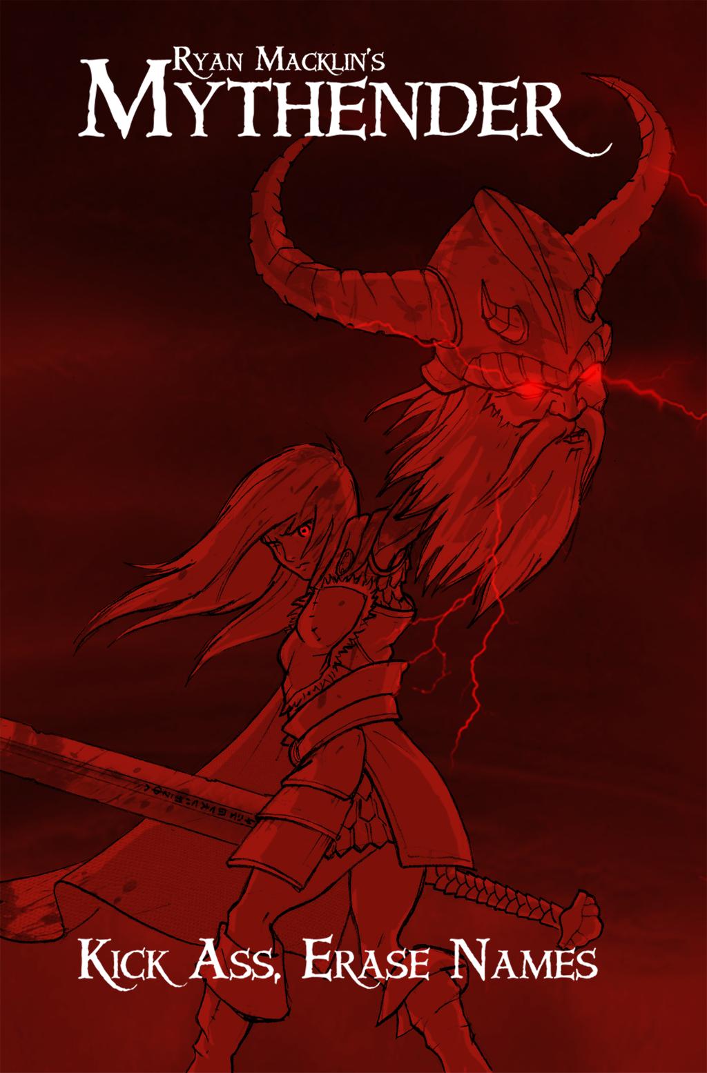 El Descanso del Escriba: Mythender,el RPG gratuito de matar dioses