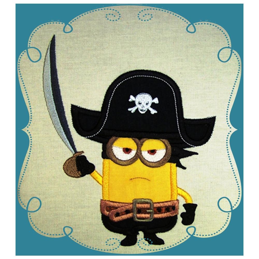прекрасная возможность миньон пират картинка самого умного