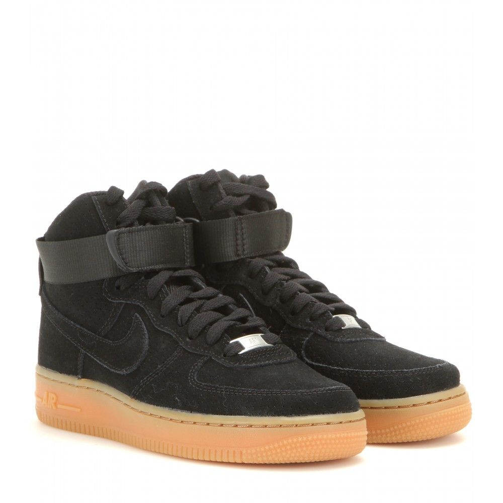 buy popular a24bf eb52e ... free shipping nike nike air force 1 suede high top sneakers mytheresa  37eca db3e3