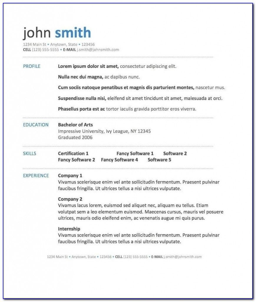 Best Resume Templates Word 2021 Resume Template Word Microsoft Word Resume Template Resume Template