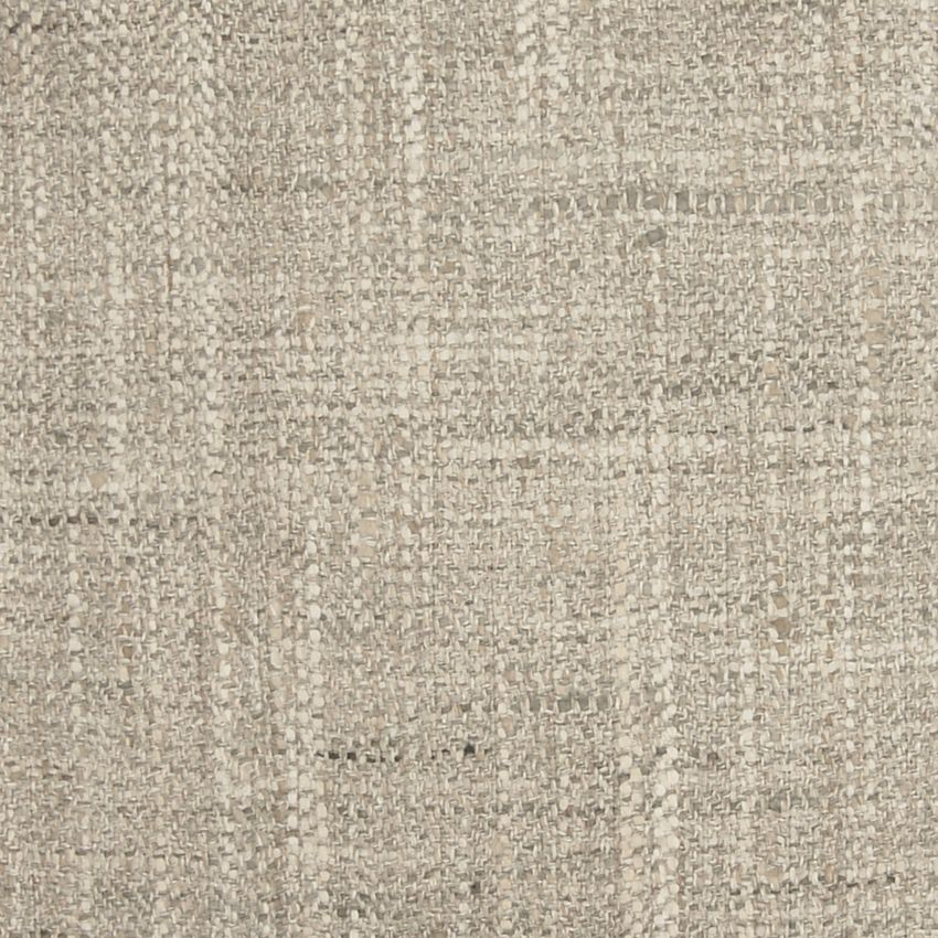 Moonstone Gray and Neutral Herringbone Faux Linen Upholstery