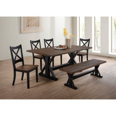 Silhouette Pedestal Dining Table