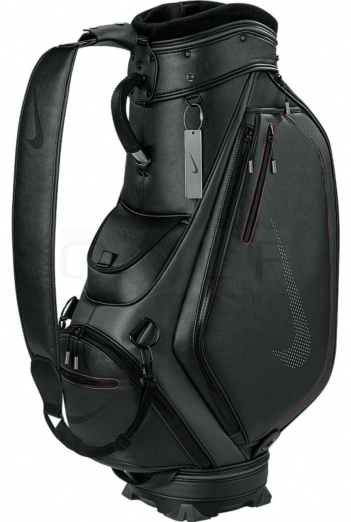 81f664307d Nike Platinum Modern Cart Bag BG0394 Lightweight