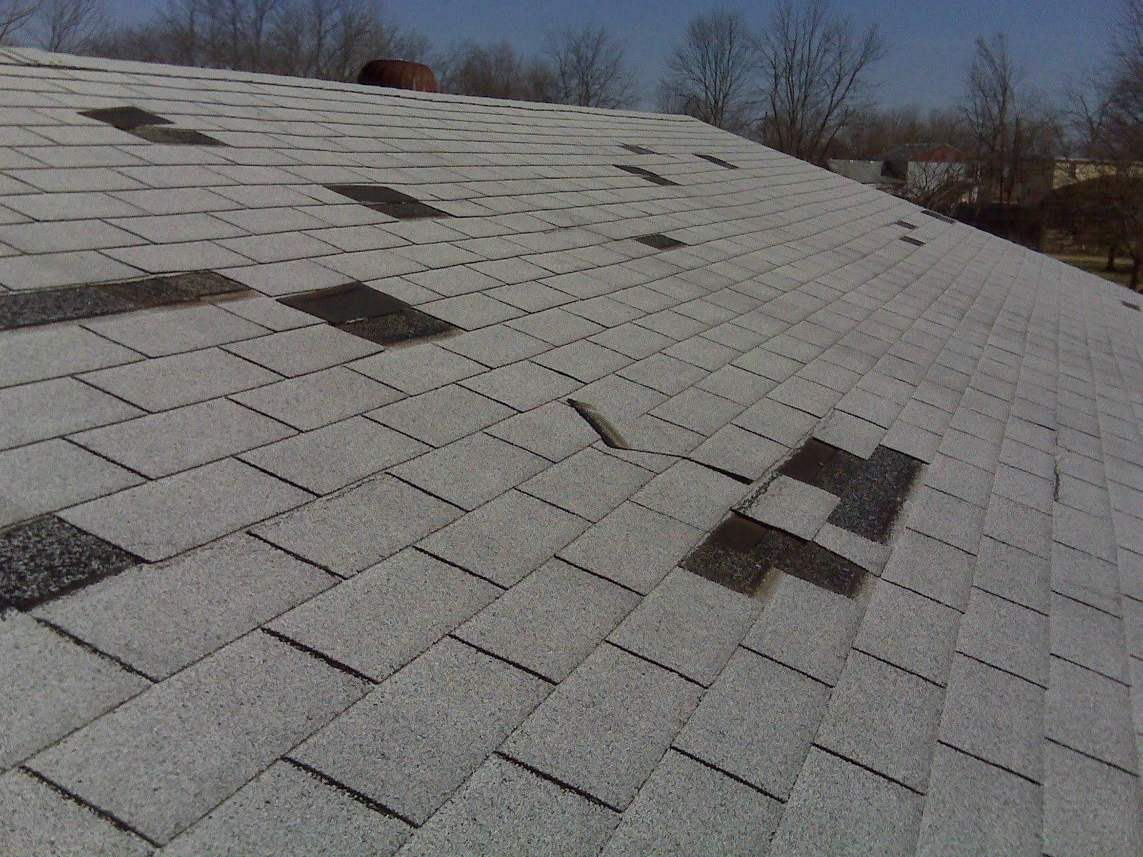 A Collapsed Roof Can Mean Big Problems For The Rest Of Your Home