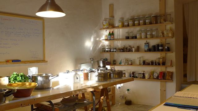 cocina gaudium vita retreat