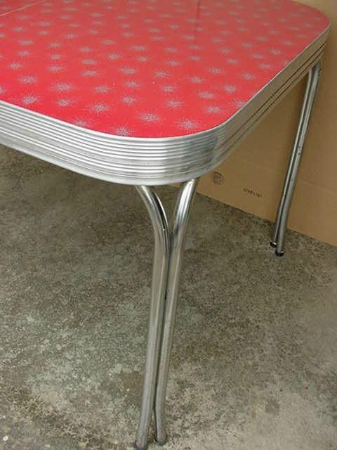 vintage 60s formica kitchen table atomic space age starburst retro. beautiful ideas. Home Design Ideas