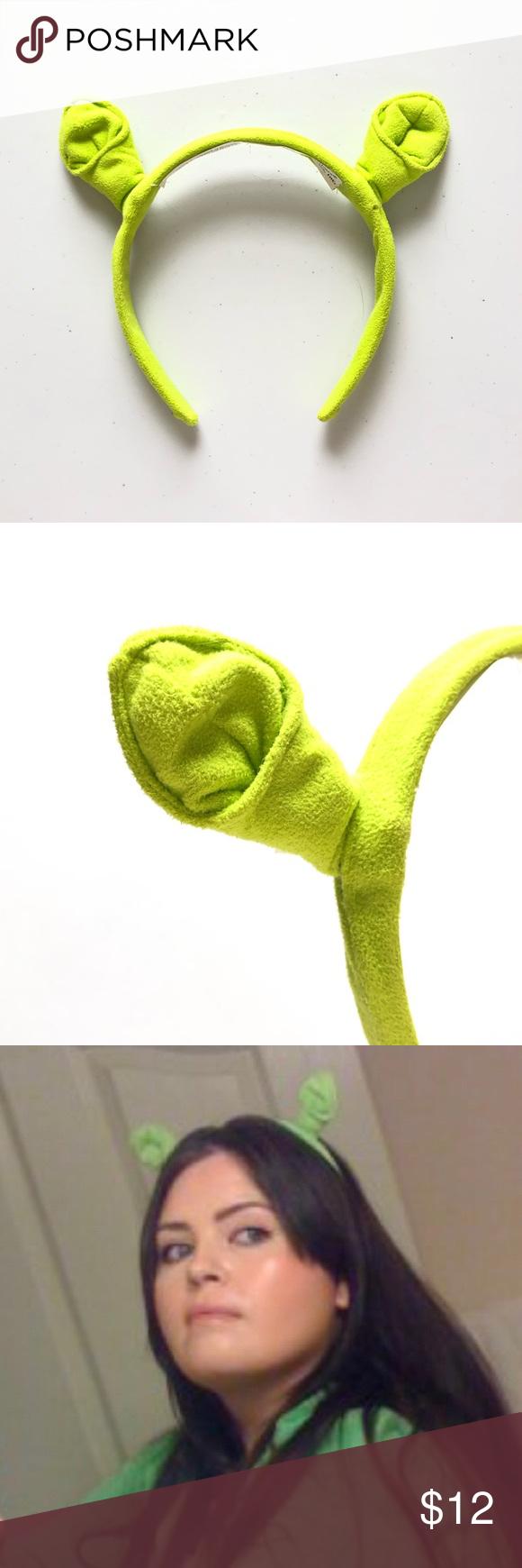 Shrek Fiona Ears Halloween Costume Cosplay Halloween Costumes Shrek Cosplay