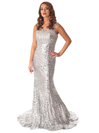 Evening dresses hollywood style clothing