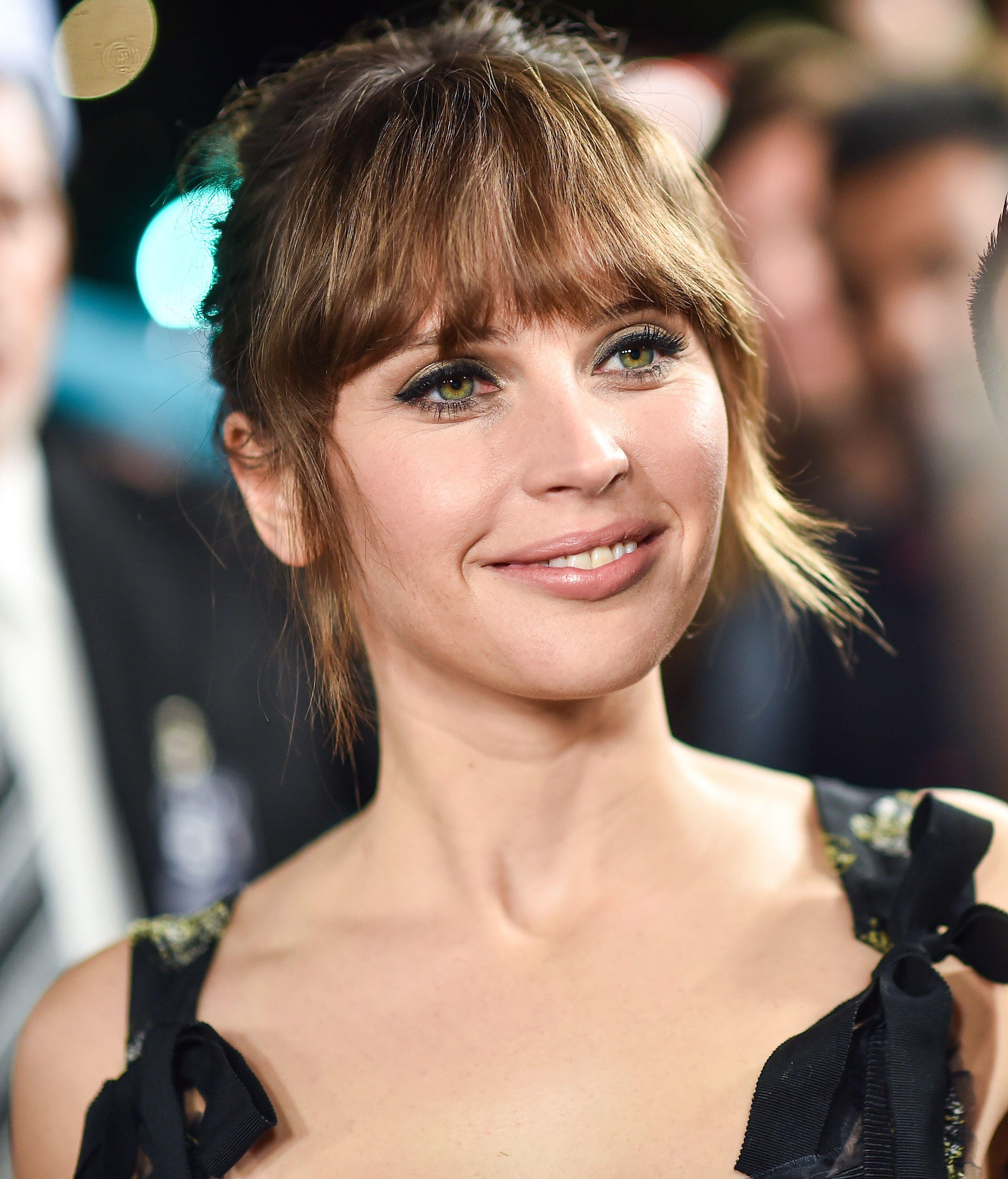 Felicity Jones - 'Inferno' Premiere in Hollywood - 10/25/16