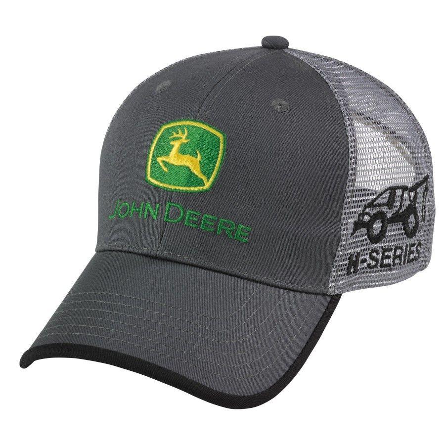 Pin on John Deere Caps
