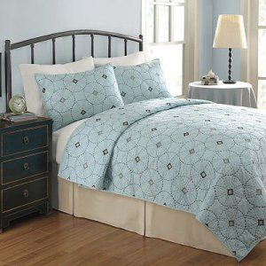 Kohl S Brown Quilts Kohl S Kacy Embroidered Quilt Full Queen