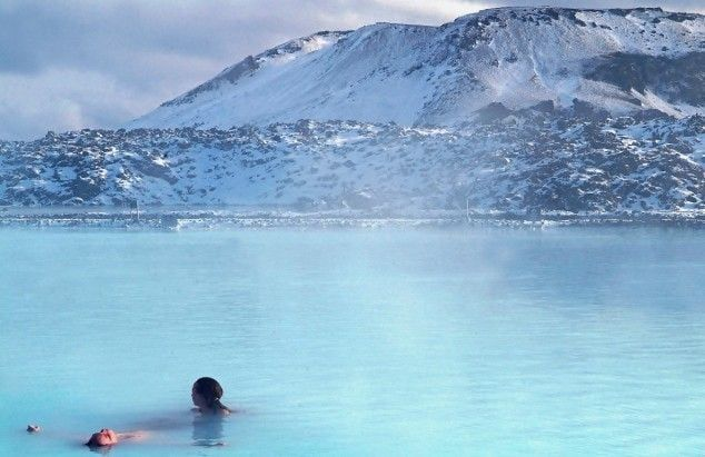 Blue Lagoon Iceland #travel #iceland #bluelagoon #cvds #cavadesoi // January
