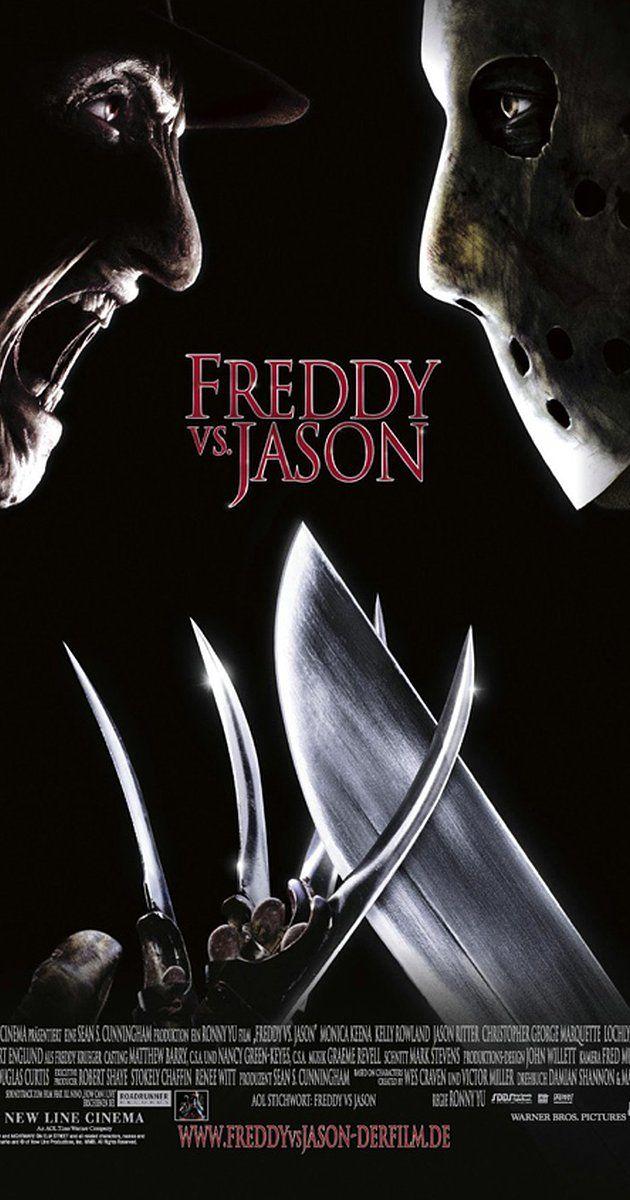 Freddy vs  Jason (2003) - IMDb | Got Popcorn | Freddy vs