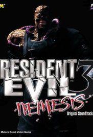 Resident Evil 3 Nemesis Poster Resident Evil Resident Evil
