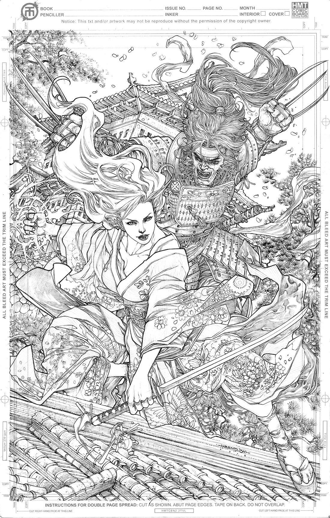 Ungoliantschilde Bear1na This Means War Wolverine Vs Graphic Novel Illustration Marvel Coloring Comic Books Art