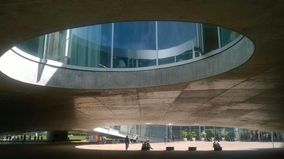 Lausanne. Université Polithecnique