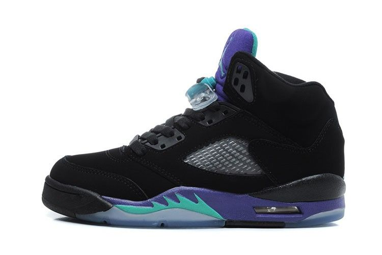 2013 Air Jordan 5 (V) Retro Black/New Emerald-Grape Ice Cheap For Sale Air Jordan  5 - Nike official website Up to discount