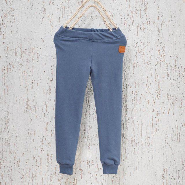 Legginsy Ze Sciagaczem Basic Avio Sweatpants Pants Fashion