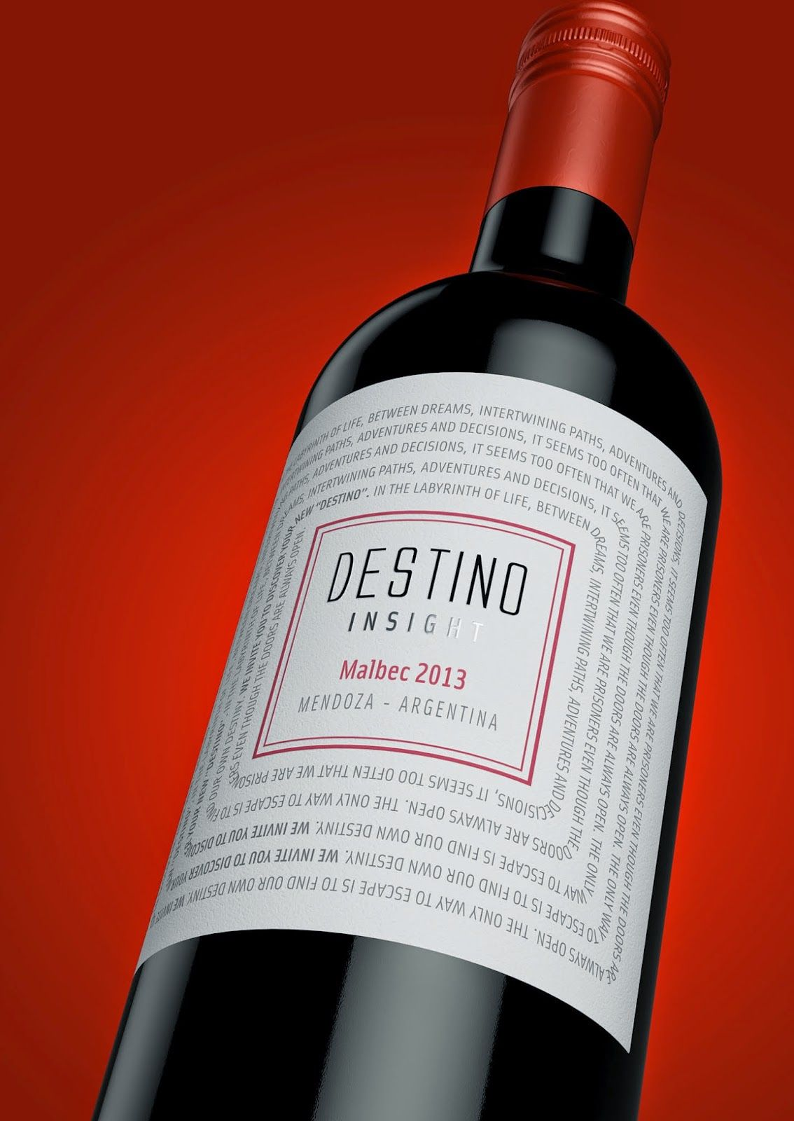 Pin En Wine Packaging Design