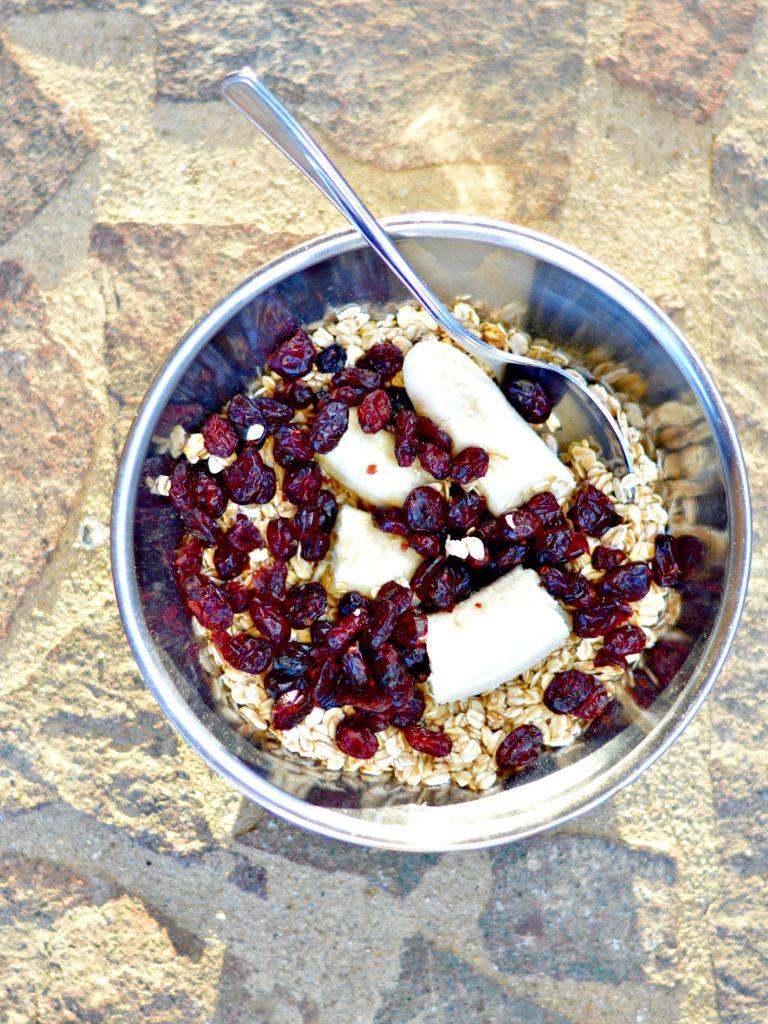 Cranberry Oatmeal Cookies | WIN-WIN FOOD