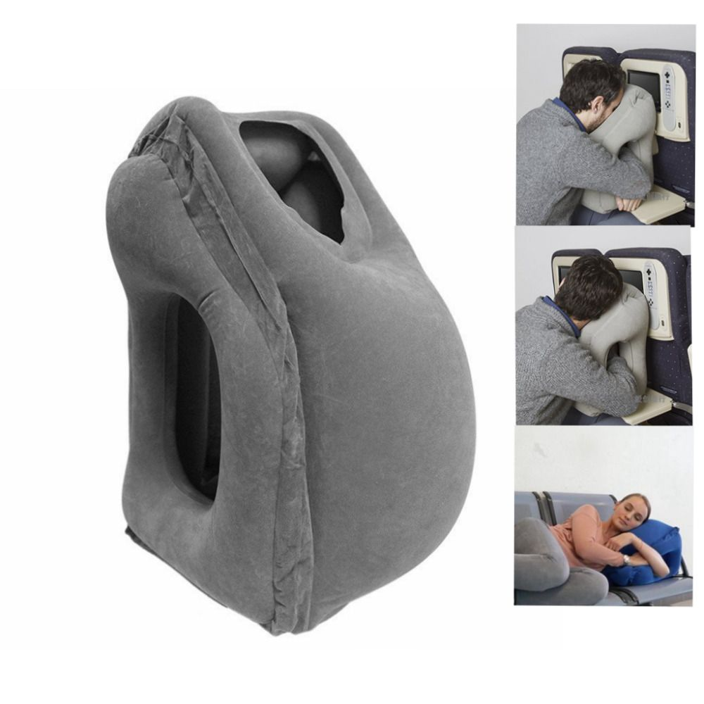 aufblasbare kissen reisekissen die unterschiedlichen innovative kissen f r reisen 2017. Black Bedroom Furniture Sets. Home Design Ideas