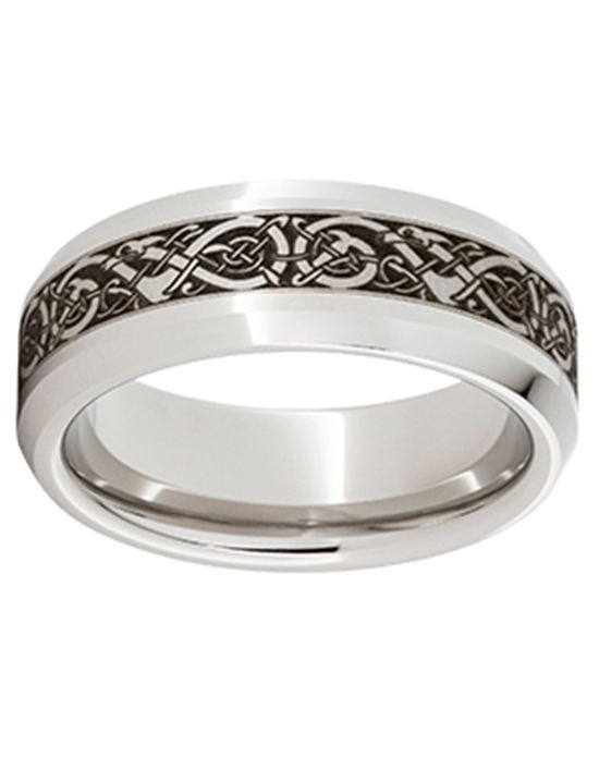 norse pattern wedding ring jewelry innovations httptribal - Norse Wedding Rings