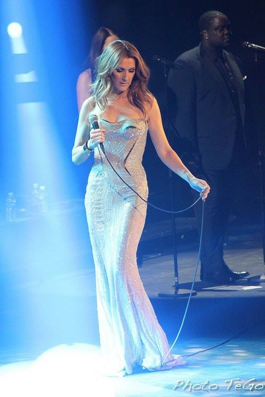 Vegas Show with Celine Dion                              …