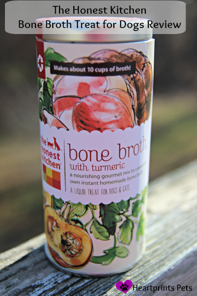 Awesome The Honest Kitchen Bone Broth Treat For Dogs With Turmeric Review Great Pictures