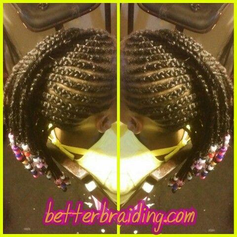 Strange Kids Braided Mohawk W Beads Cornrows Pinterest Kid Beads Hairstyle Inspiration Daily Dogsangcom