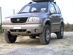 Second Gen Tracker Grand Vitara Xl 7 Lift Pics Grand Vitara Classic Japanese Cars Suzuki Jimny